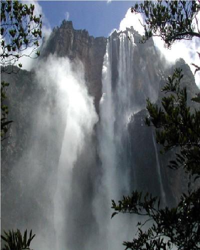Amazing water falls!