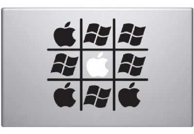 Funny MacBook Stickers