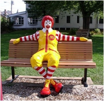 Sad Reality Of Ronald McDonald