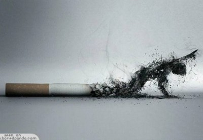 24 Most Creative Anti-Smoking Ads