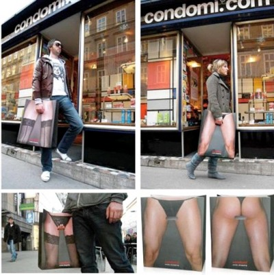 24 Most Creative Bag Ads