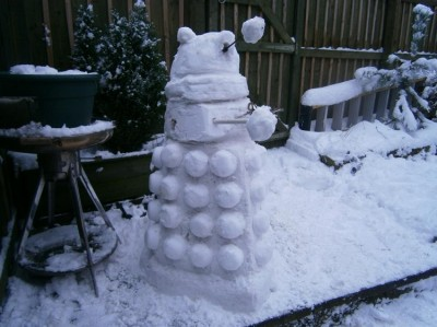Craziest snowmen ever