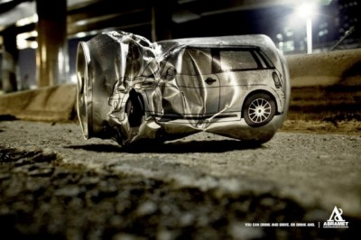 Most creative ads ever