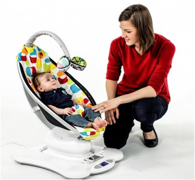 Modern Day Cradle With Bounce $269.99