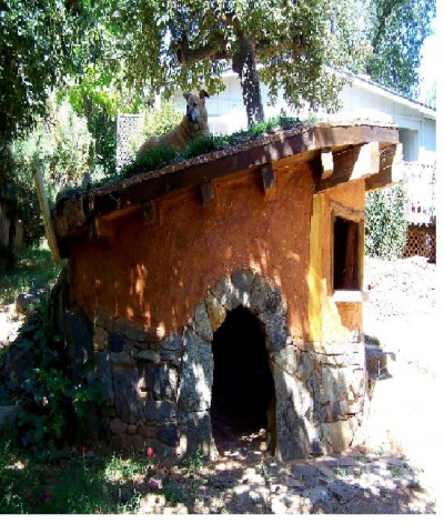 Middle Earth dog house