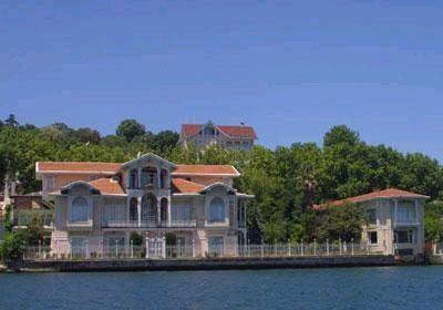 Waterfront Estate, Istanbul, Turkey