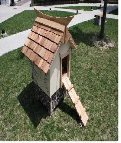 Japanese dog house