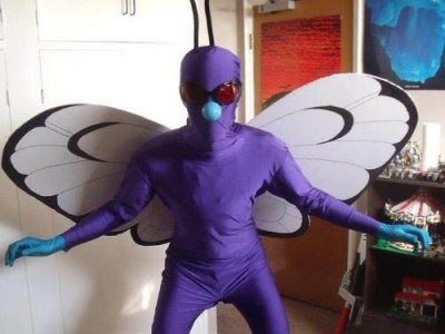 Butterfree Costume