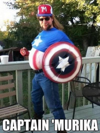 Captain 'Murica!