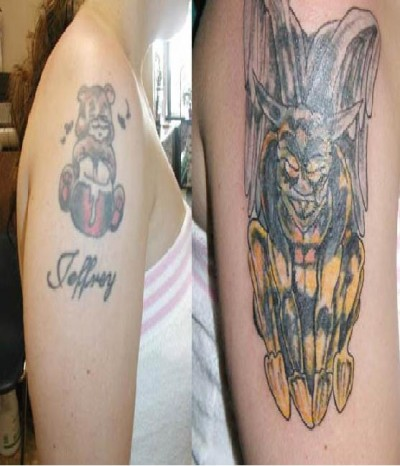 Best tattoo cover ups