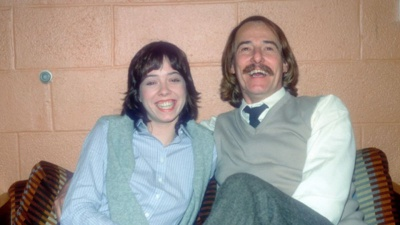 Mackenzie Phillips And John Phillips (Father And Daughter)