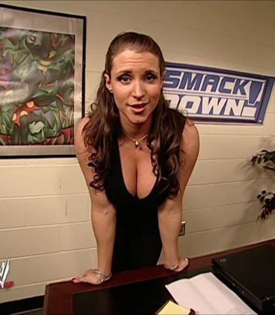 Stephanie McMahon Nude Pics
