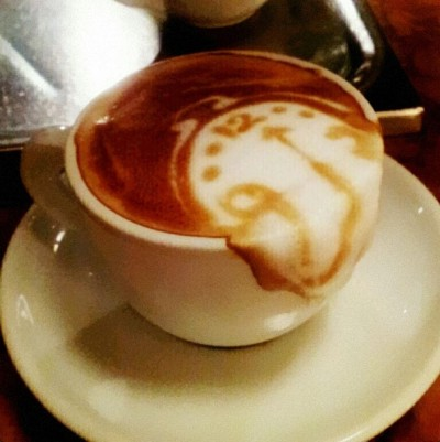 Top 15 Creative 3D cafe latte