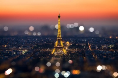 This Beautiful Picture Of Eiffel Tower