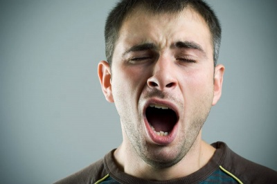 Yawning Cools Overheated Brain