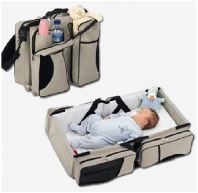 The Delta Traveling Crib $199
