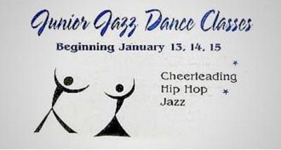 Naughty Junior Jazz Dance Classes logo