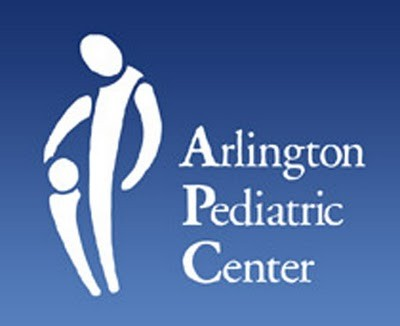 Arlington Pediatric Center logo is disgusting