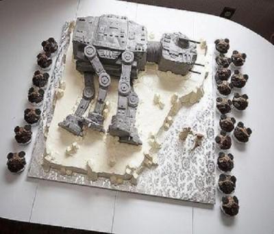 Weirdest wedding cakes